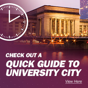 Find great restaurants, activities, and more to do in University City