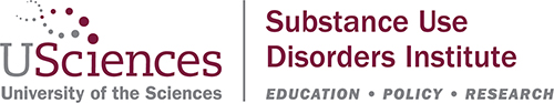 USciences Substance Use Disorders Institute Logo