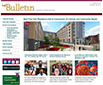 The Bulletin Online Volume 104, No. 1, Fall 2017