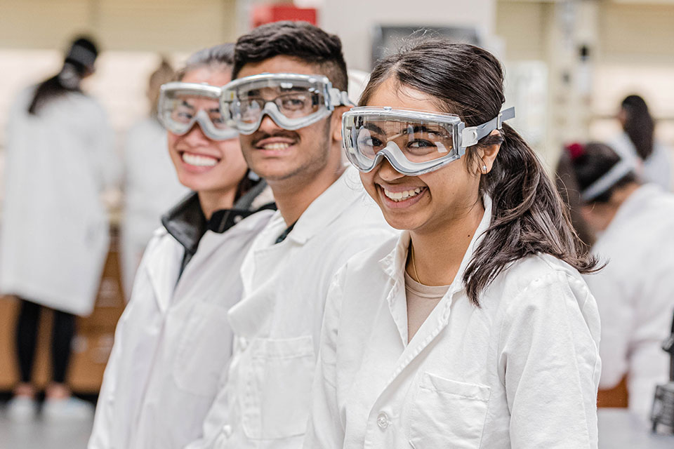 Accepted Students: Join Us for Chemistry Visit Day