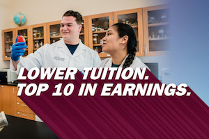 USciences Lowers Tuition for Fall 2018 Incoming Class