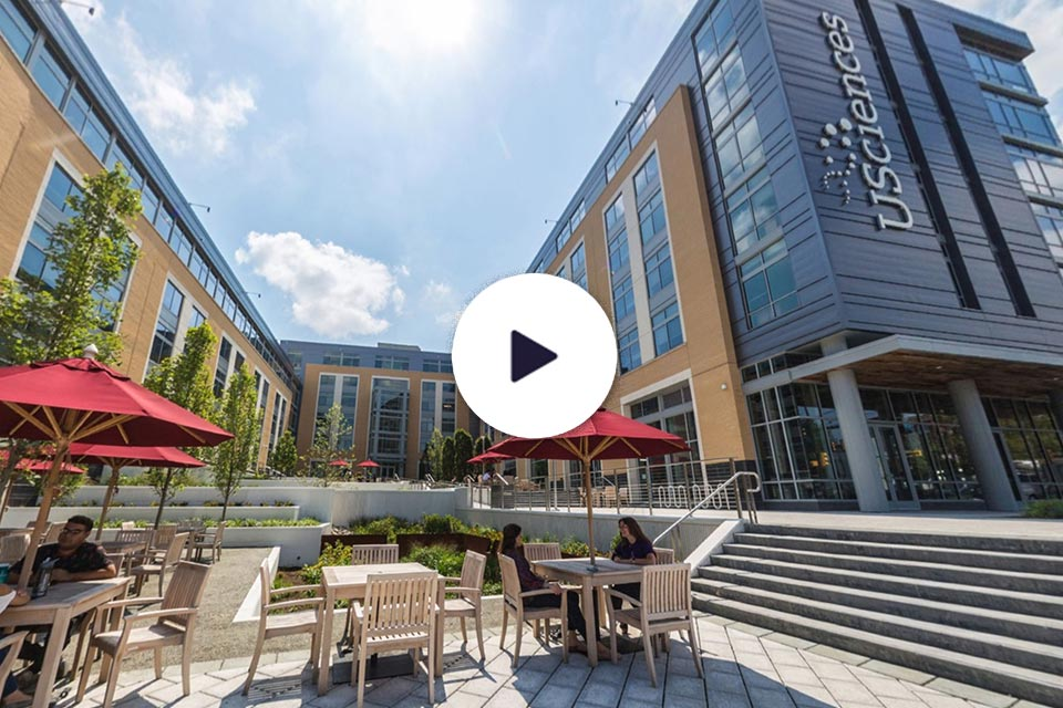 Take a Virtual Tour of USciences