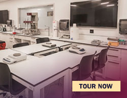 tour the compounding laboratory