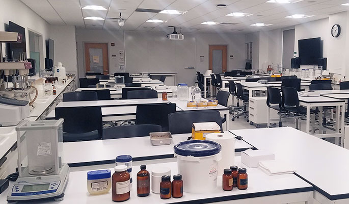 compounding laboratory