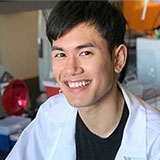 Brian Temsamrit Psy'17 gained hands-on experience and career as a researcher at USciences
