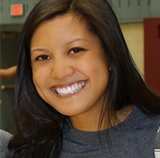 Daphne Torre PharmD'14 said community service was a valuable part of her USciences experience.