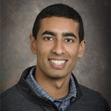 Amit Gohil DPT'18 was named 'Promising New Member' by American Academy of Physical Therapy.