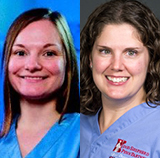 "Christine Huntzinger MPT'02 and Anastasiya ""Stacy"" Ruiz MPT'07 created an innovative program to get ICU patients moving."