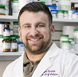 Jack Korbutov PharmD'11 knew about USciences legacy of forming leaders and became one himself.