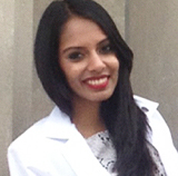 Naiya Patel PharmD'17 explored regulatory side of pharma through Eli Lilly and Company internship.