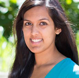 Viha Dave PharmD'16 took third place at the APhA National Patient Counseling Competition.