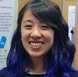 Vivian Pham MT'17 placed second at a prestigious U.S. undergraduate research symposium.