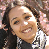 A USciences degree helped Shruti Dani, RPh, MS'11, navigate a new career path