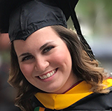 Her science passion and desire to work in healthcare led Alexandra Ryan MLS'17 to a career in medical laboratory science.