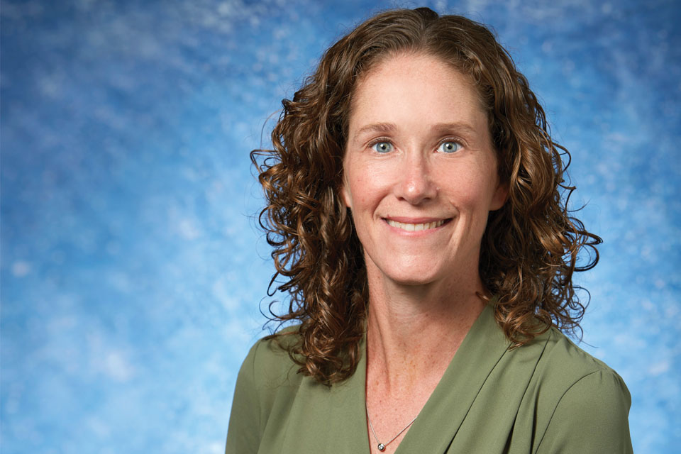 Dr. Lora Packel Named PT Chair at USciences