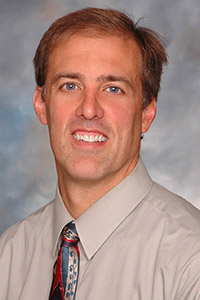 Associate Professor of Physical Therapy Greg Thielman, PT, MSPT, EdD